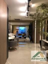 Apartamento com 2 quartos no Edificio Renaissance - Bairro Jardim Carvalho em Ponta Gross