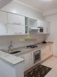 Apartamento para alugar com 1 dormitórios em Bom jardim, São josé do rio preto cod:209