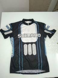 Camisa Ciclismo tamanho GG Shimano