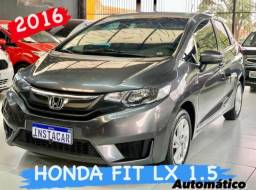 HONDA FIT LX 1.5 FLEXONE AUTOMATICO 2016