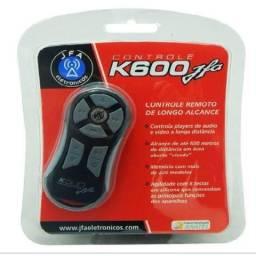 Controle de longa distância JFA K600 completo