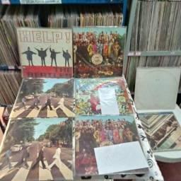 Lp vinil Help dos Beatles, disco original