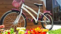 Bicicleta usada poucas vezes estado d Nova