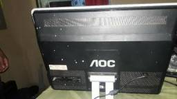 All in one aoc m92e com (Defeito)
