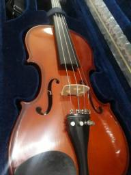 Violino VE-144 Eagle 4/4 Rajado NOVO