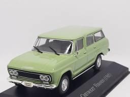 Miniatura veraneio 1965 escala 1/43