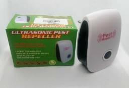 Repelente eletrônico. Acabe com ratos, baratas e mosquitos sem veneno!