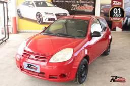 Ford KA 1.0 Vermelho - 2011