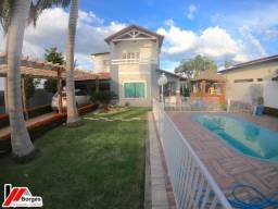 Casa De 2 Andares No Condomínio Acapulco Com 04 Quartos