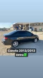 Corola xei 2013/2013 extra de tudo - 2013