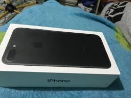 Vendo Caixa do IPhone 7plus