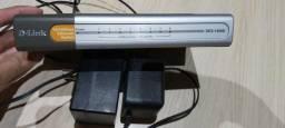 Switch D-link 1008d 8 portas