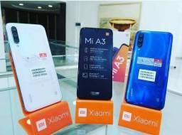 Xiaomi A3 Novo Lacrado, Pronta Entrega, 12x de 80,00
