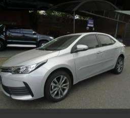 Toyota Corolla / Parcelado - 2018