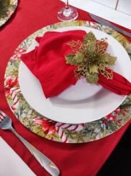 Roupa de mesa (Sousplast)
