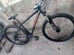 Bike 29 sense deore quadro19 1x10 suspensão RST