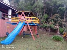 Linda e maravilhosa chácara com piscina e campo em Extrema Mg troca por casa Santo André