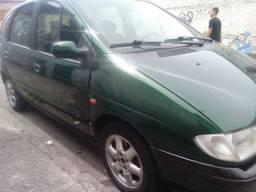 Renault Scenic 1.6 ano 2001 no gnv