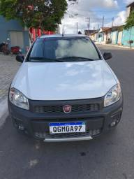 Vendo FIAT STRADA 2016/2016 1.4 MPI WORKING CS 8v FLEX  2P MANUAL