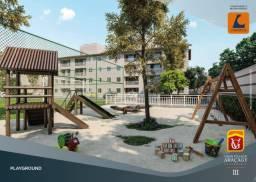 29_ Village Araçagy 3, apartamentos com 2 quartos, 57 m, perto da praia