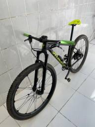 Specialized Chisel Expert M + Rodas Crank Brothers