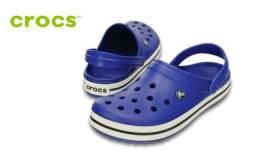 Crocs Crocband Cerulean Blue Oyster | No. 38 e 40 | Novo!