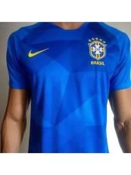 Camiseta seleção brasileira copa 2018