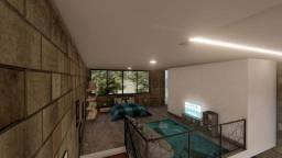 Fantástica Casa, Estilo Loft Cinematográfico no Bairro Anhumas, Itajubá-MG