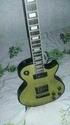 Guitarra Les Paul Waldman GLP650