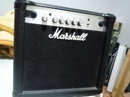Amplificador Marshall mg15cf guitarra
