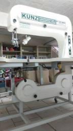 Serra fita corte de tecido industrial