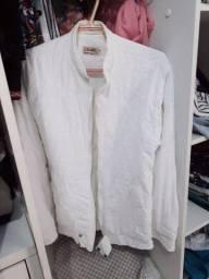 casaco semi-novo, 80 reais