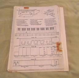 Manual de serviço teclado antigo ARP.- 319 -