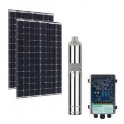 Painel Solar com Bomba D'água ZM Profissional