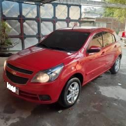 Chevrolet Agile 1.4 LTZ com gnv de 8m3