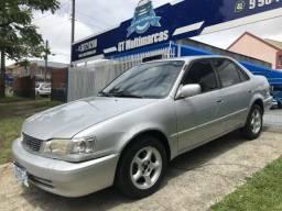 Toyota Corolla EXI 1.8 2000 AUT Repasse
