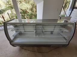 Balcão refrigerado Gelopar 2,10m