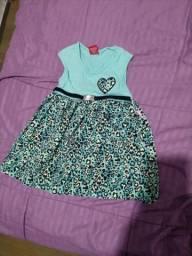 Lotinho de roupas de menina 2anos, 10,00 cada peça whats 9686-45-03