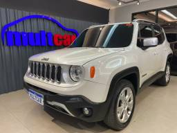 JEEP RENEGADE LIMITED 2.0 4x4 DIESEL AT 17-18