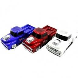 Caixa De Som Miniatura De Camionete WS-538