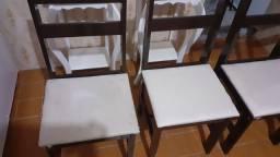 Vende se 4 cadeiras