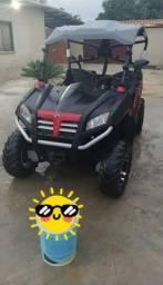 Quadriciclo UTV terracros 600 cc