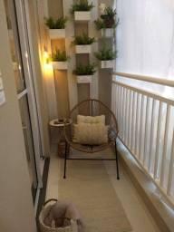 Apartamento Zona Norte com varanda e lazer completo