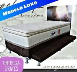 CAMA CAMA CAMA CAMA SOLTEIRO SOLTEIRO AUXILIAR PRONTA ENTREGA