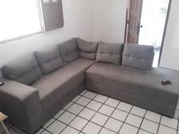 Um excelente sofá dois mês de uso