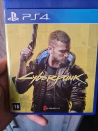 Título do anúncio: Jogo Cyberpunk 2077 PS4