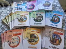 Coleção livros objetivo(usado)