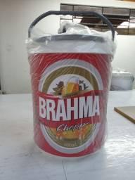 Cooler Térmico da Brahma (12 Latas)