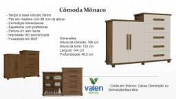 Título do anúncio: Cômoda Mônaco