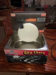 Derretedeira de chocolate - Girachoco